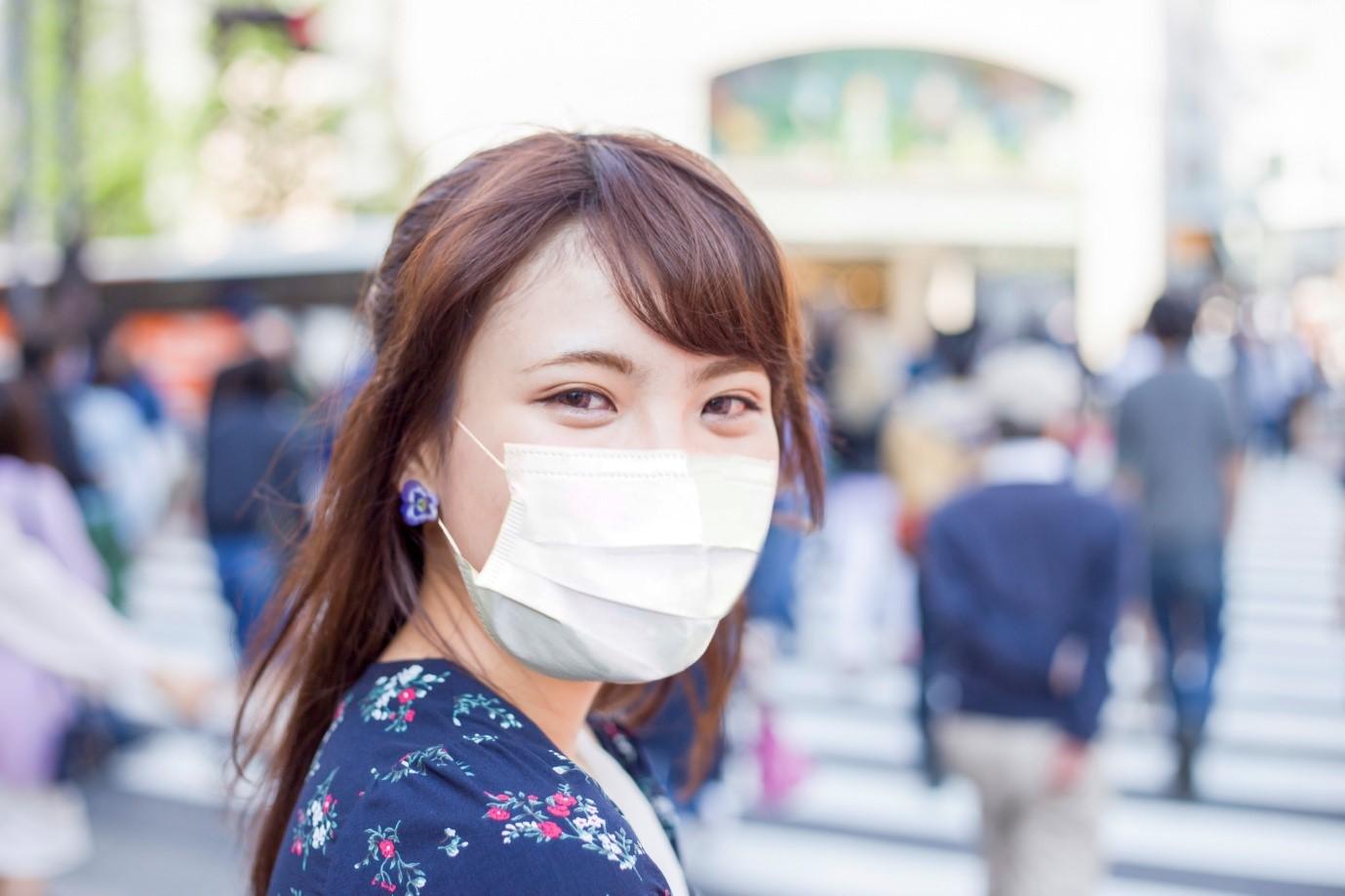 ファンデ つく が に マスク